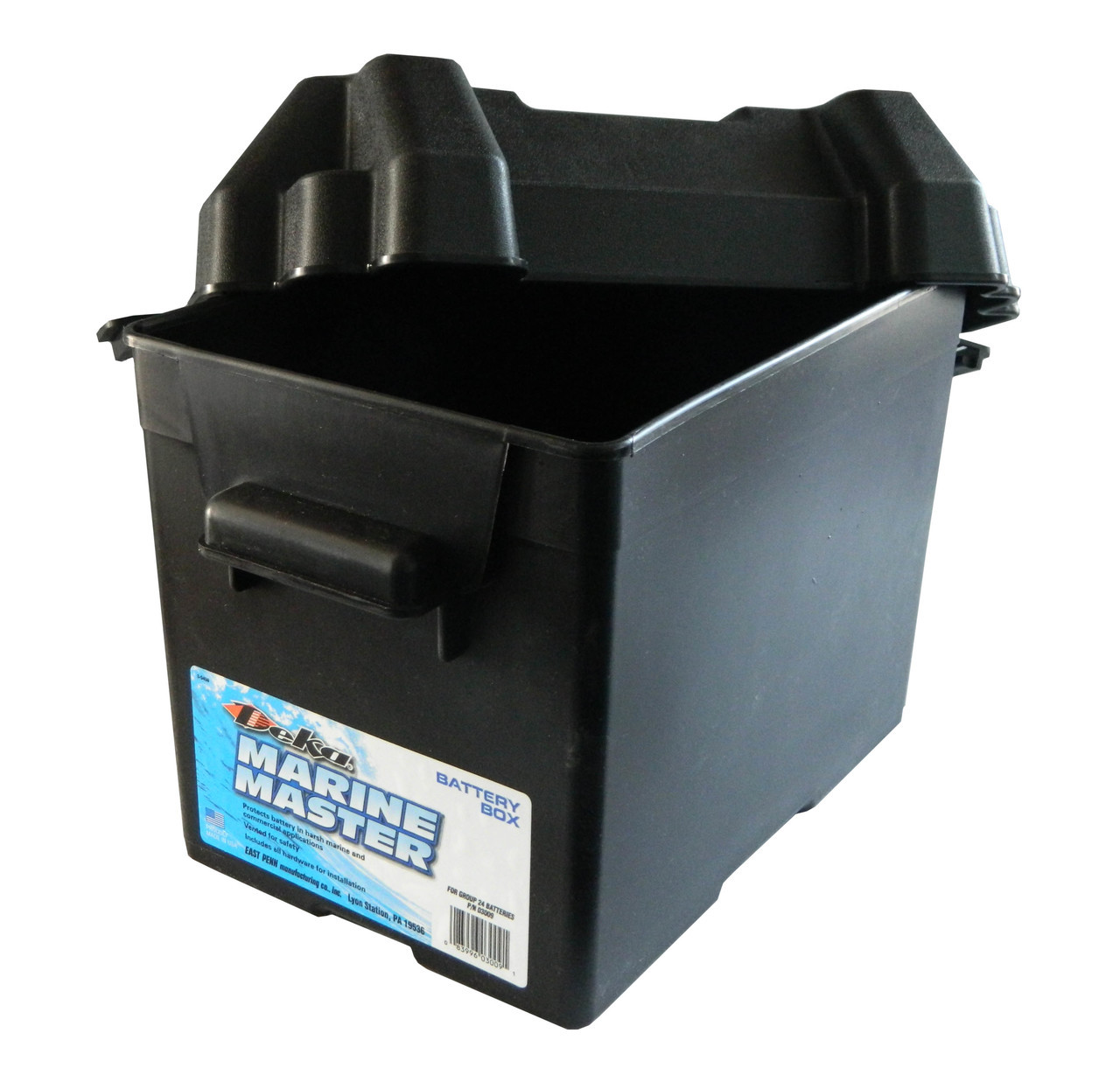 BB03009 --- Battery Case for 12V Rechargeable Sealed Battery - Group 24