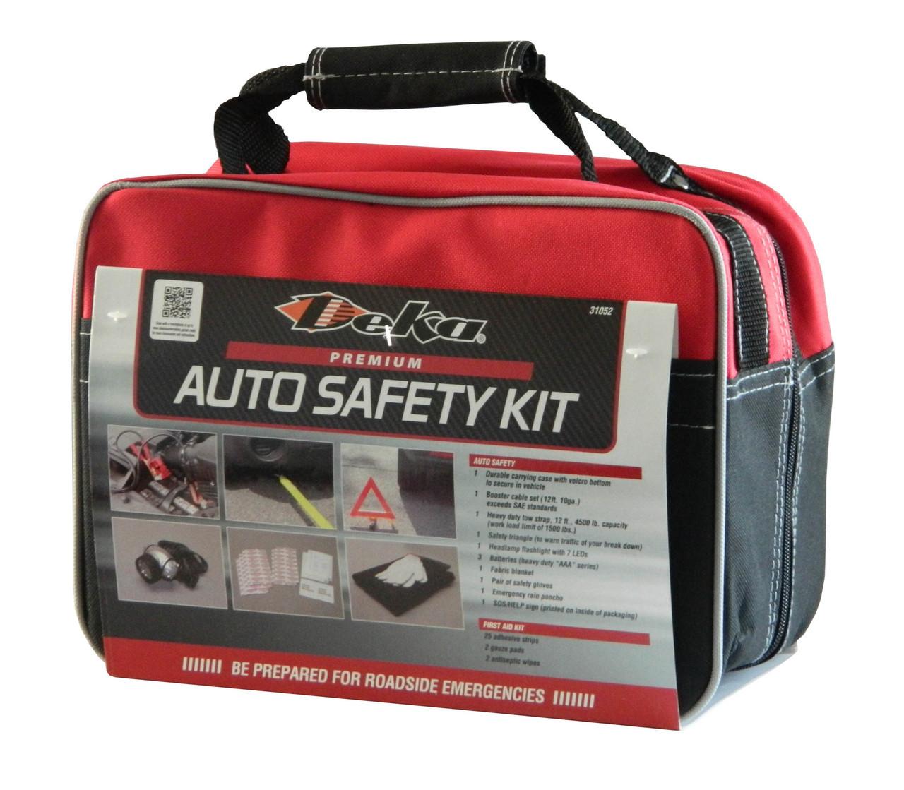 ESK31052 --- Auto Safety Kit - Large