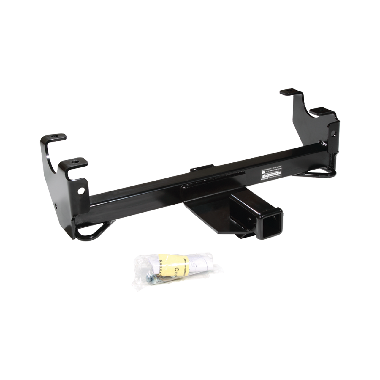 65008 --- Drawtite Front Mount Receiver Hitch - Late Model Jeep
