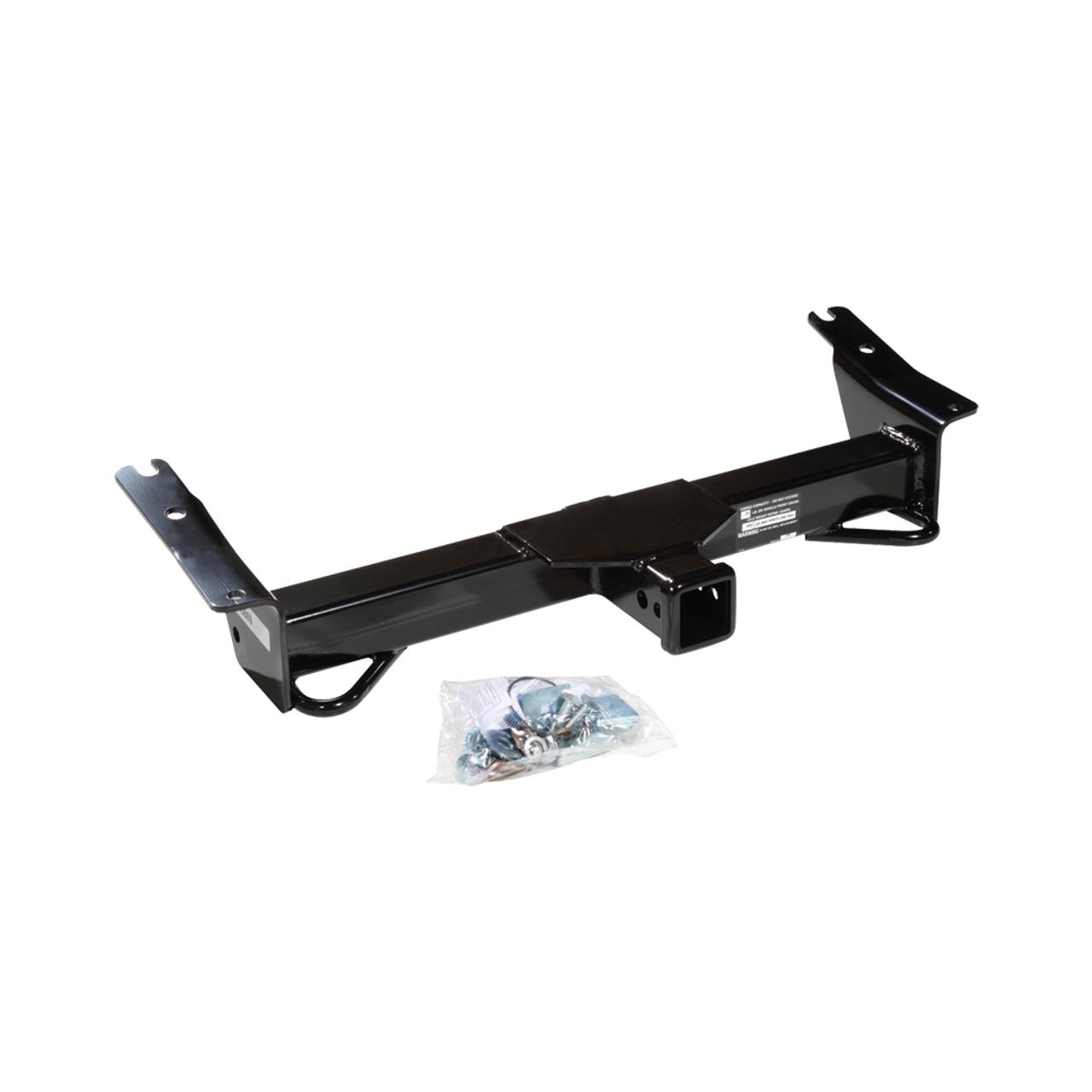 65009 --- Drawtite Front Mount Receiver Hitch - Late Model Jeep
