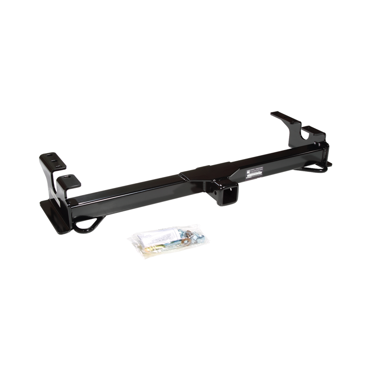 65014 --- Drawtite Front Mount Receiver Hitch - Late Model Ford