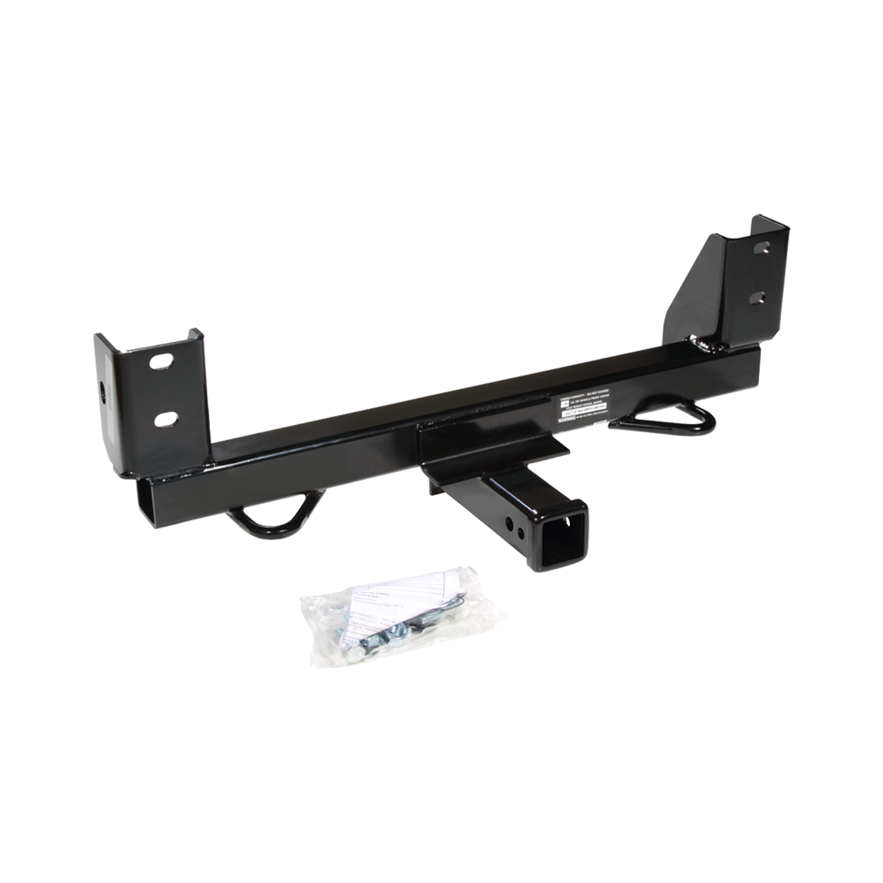 65015 --- Drawtite Front Mount Receiver Hitch - Late Model Ford