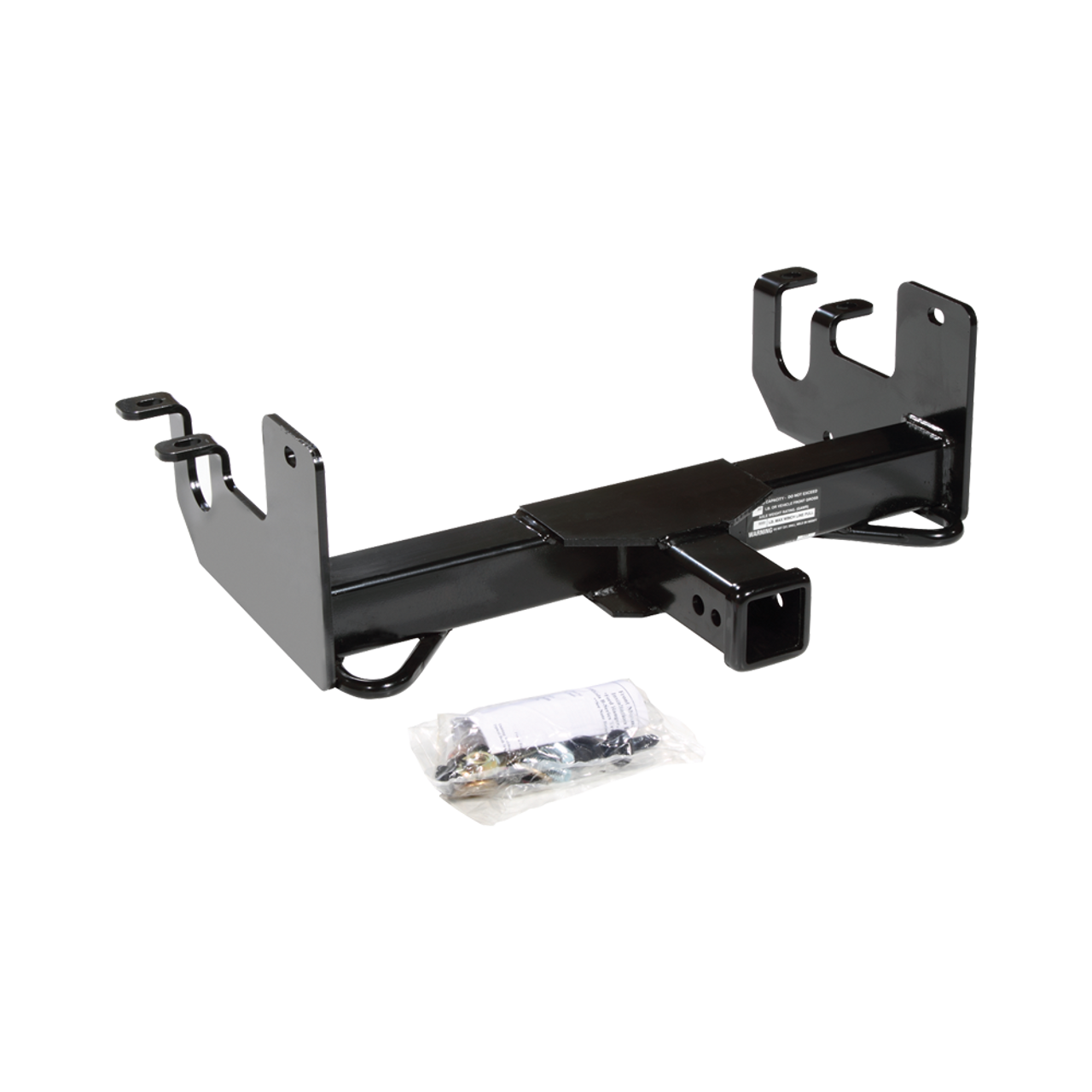 65017 --- Drawtite Front Mount Receiver Hitch - Late Model Chevy Van