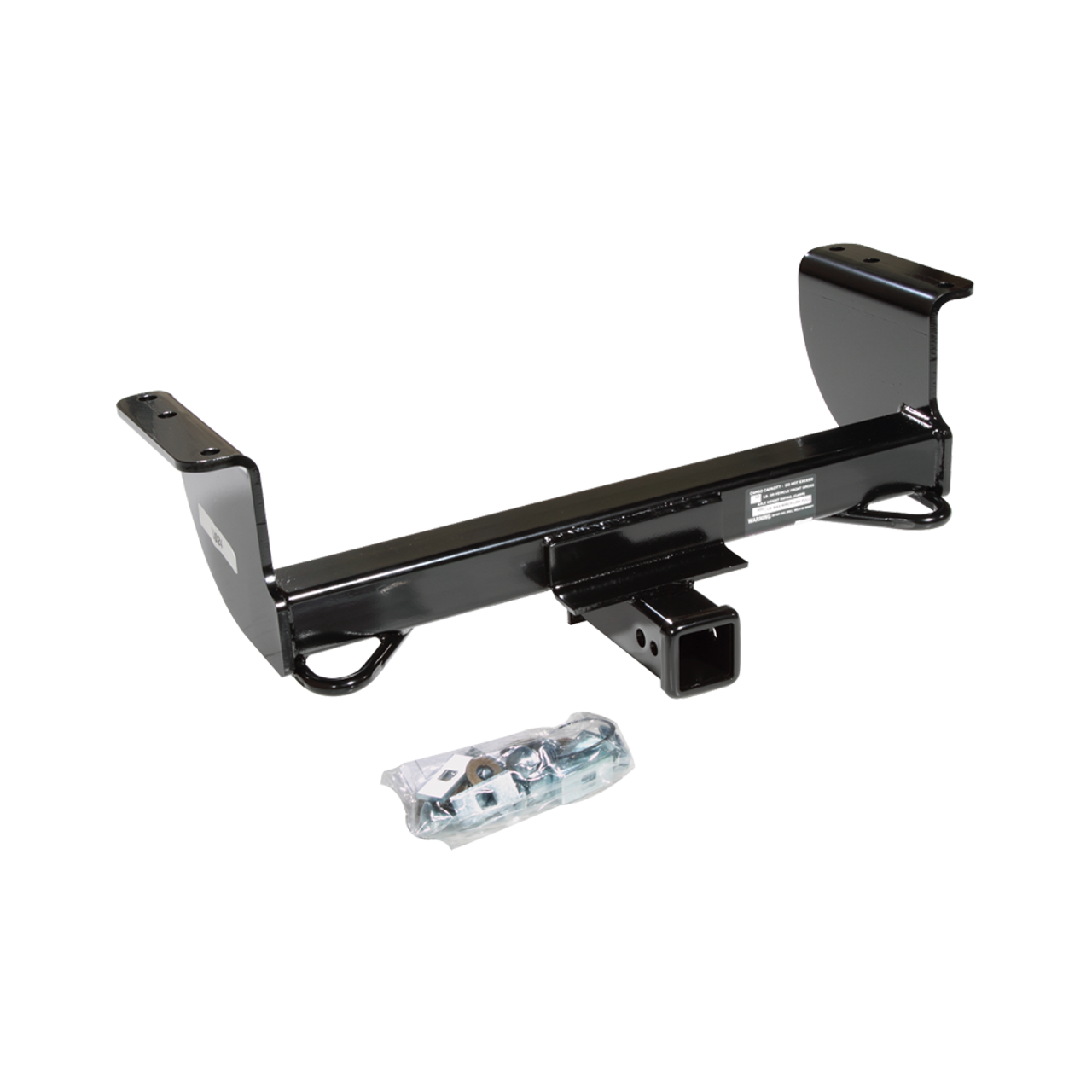 65024 --- Drawtite Front Mount Receiver Hitch - Late Model Ranger & B-Series