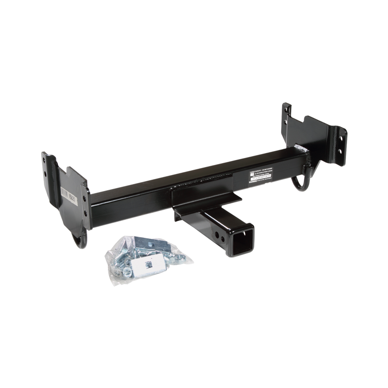65025 --- Drawtite Front Mount Receiver Hitch - Late Model Ford F-series