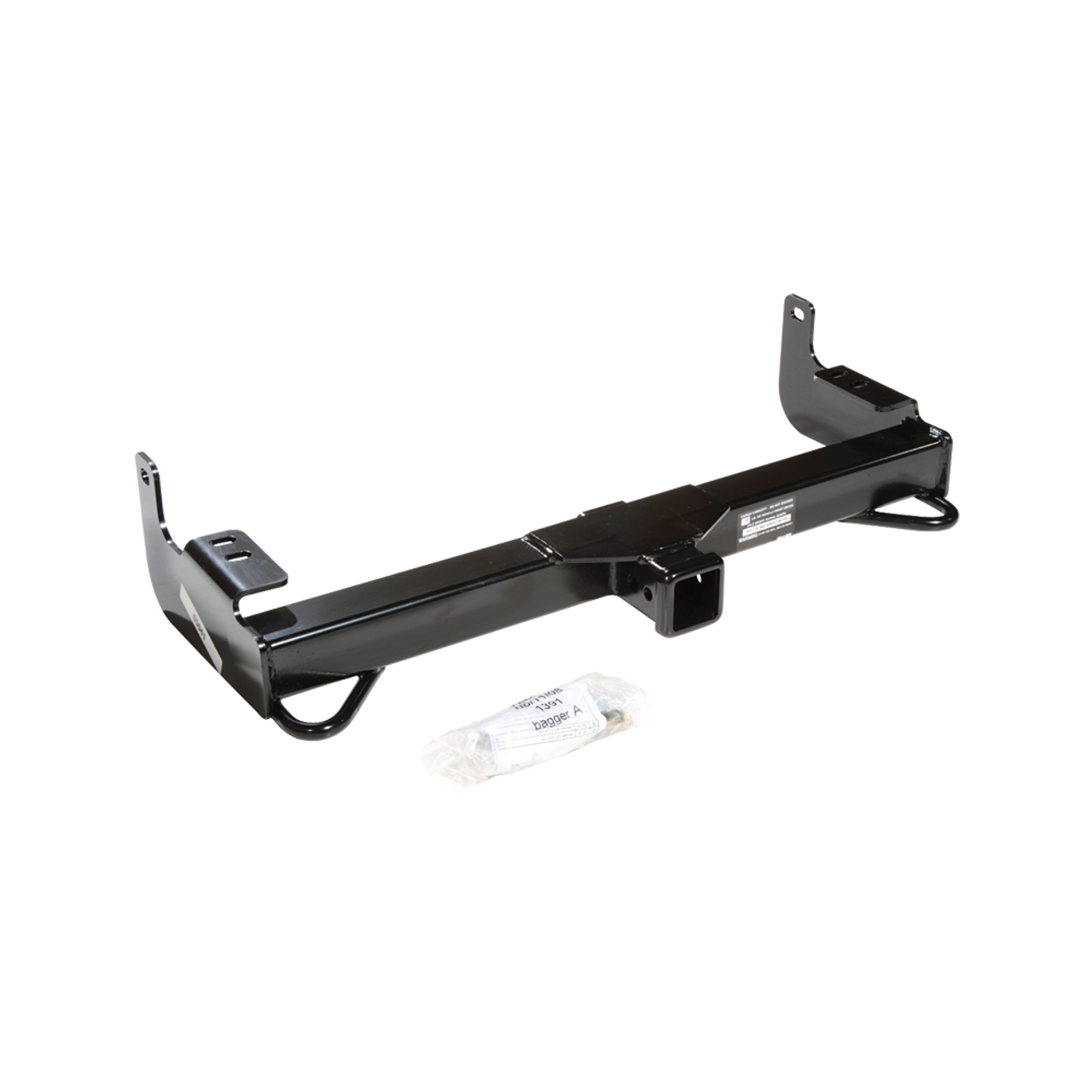 65041 --- Drawtite Front Mount Receiver Hitch - Late Model Tacoma