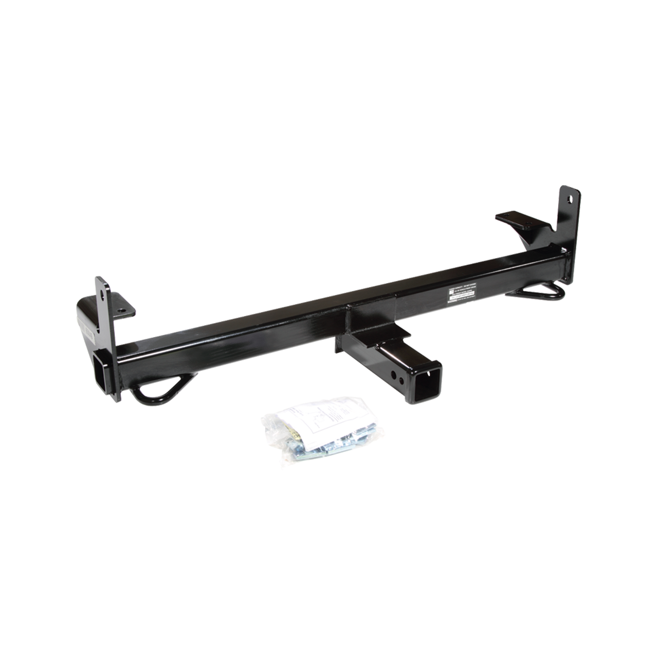 65046 --- Drawtite Front Mount Receiver Hitch - Late Model Ram 2500/3500