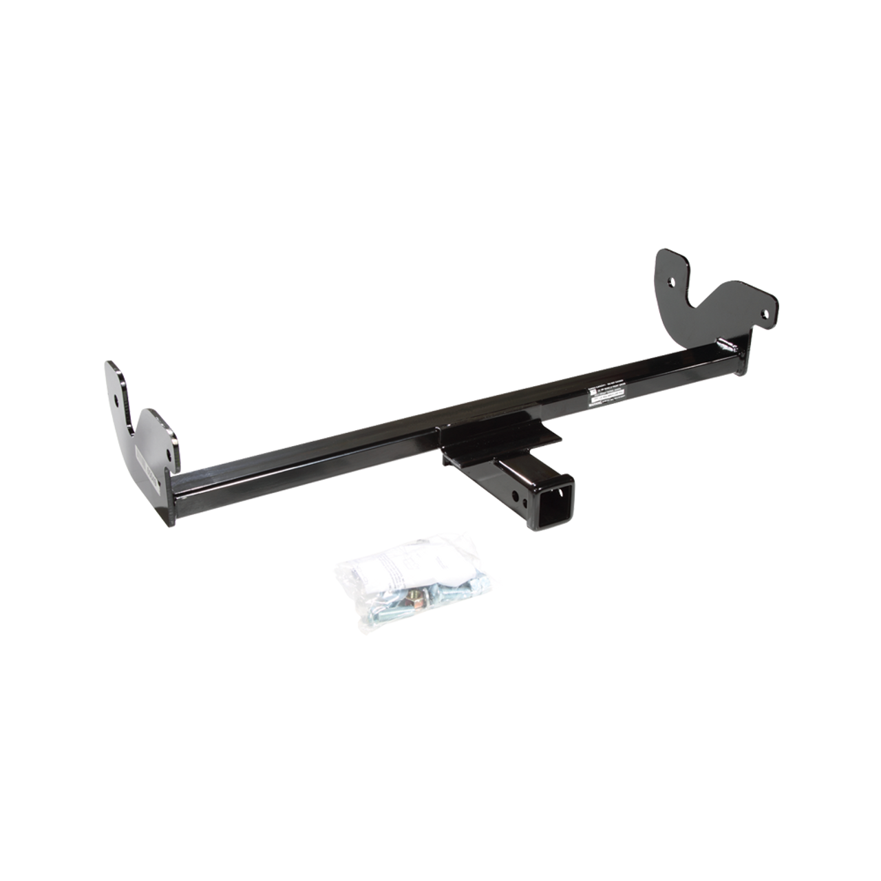 65049 --- Drawtite Front Mount Receiver Hitch - Newer Ford Pickups