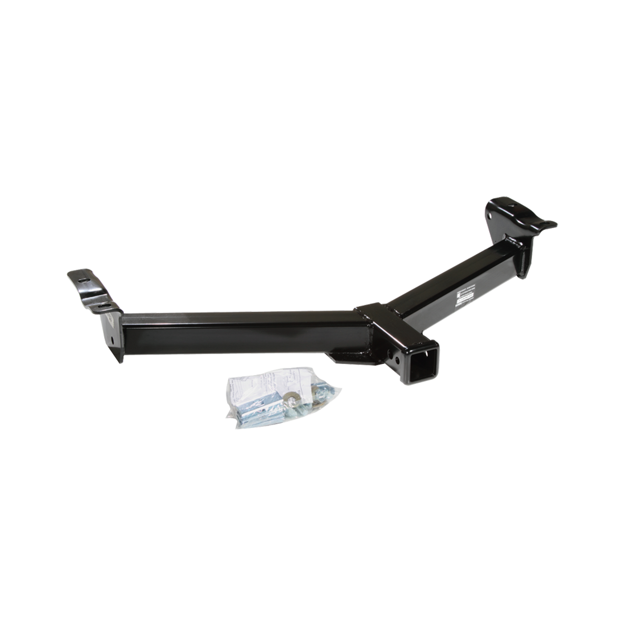 65053 --- Drawtite Front Mount Receiver Hitch - Newer Ford Vans
