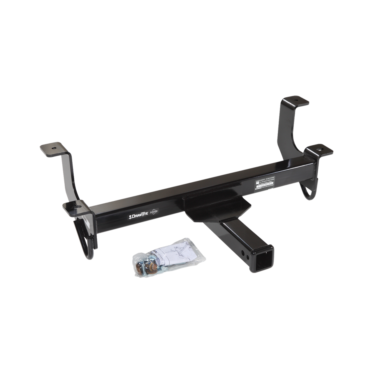 65062 --- Drawtite Front Mount Receiver Hitch - Newer Ram 1500