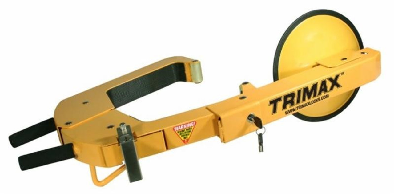 TWL400 --- Trimax™ Large Adjustable Wheel Lock