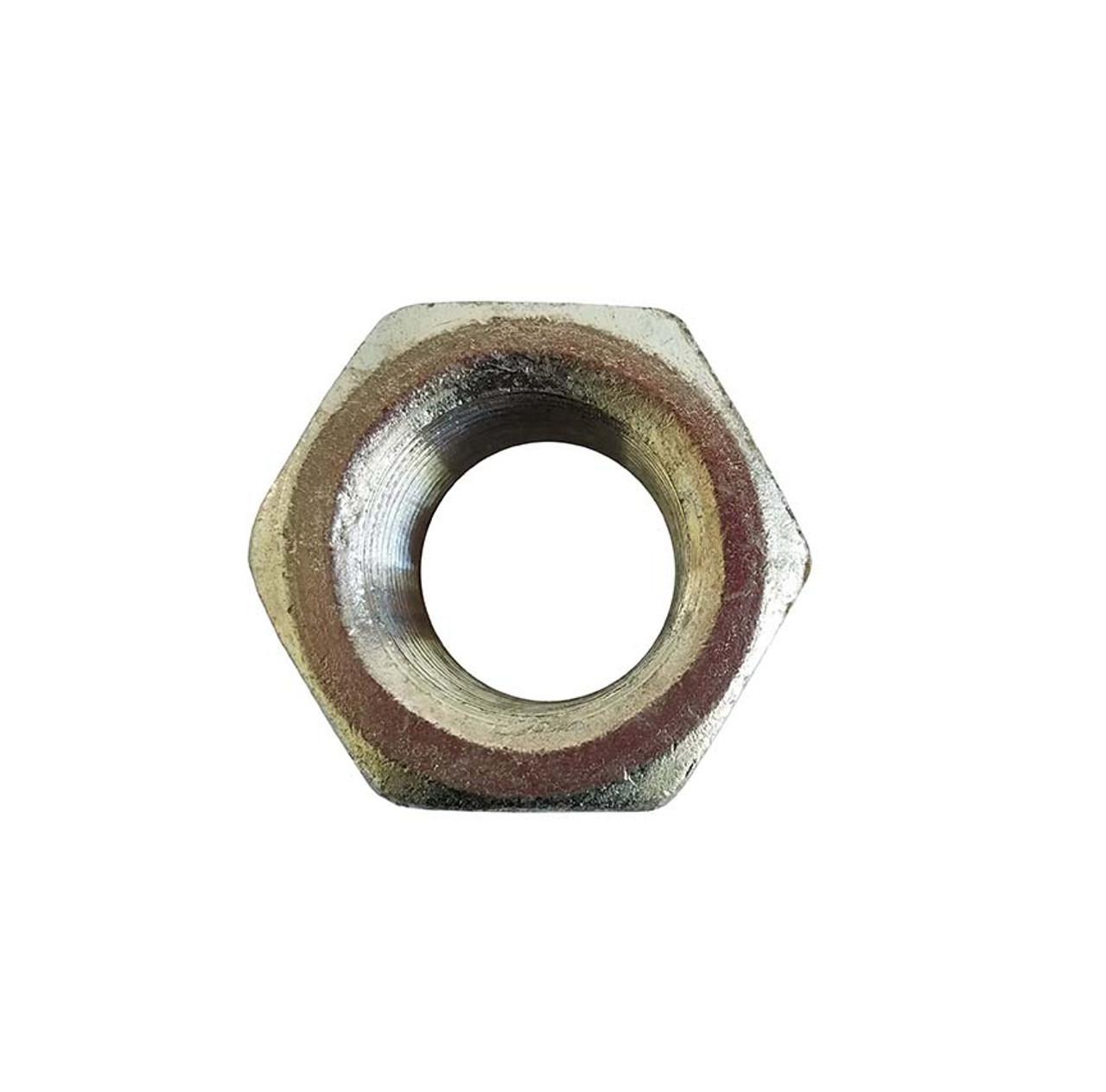 """BN114 --- Ball Nut 1-1/4"""" - Zinc"""