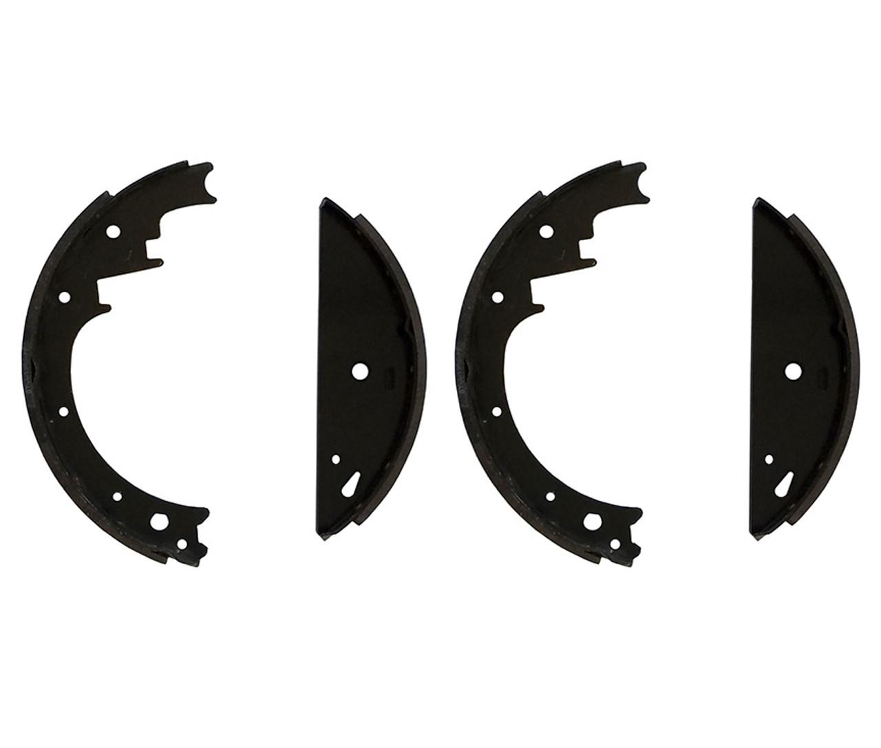 "7814 --- Shoe & Lining Kit for 12"" x 2"" Hydraulic Free Backing Brakes"