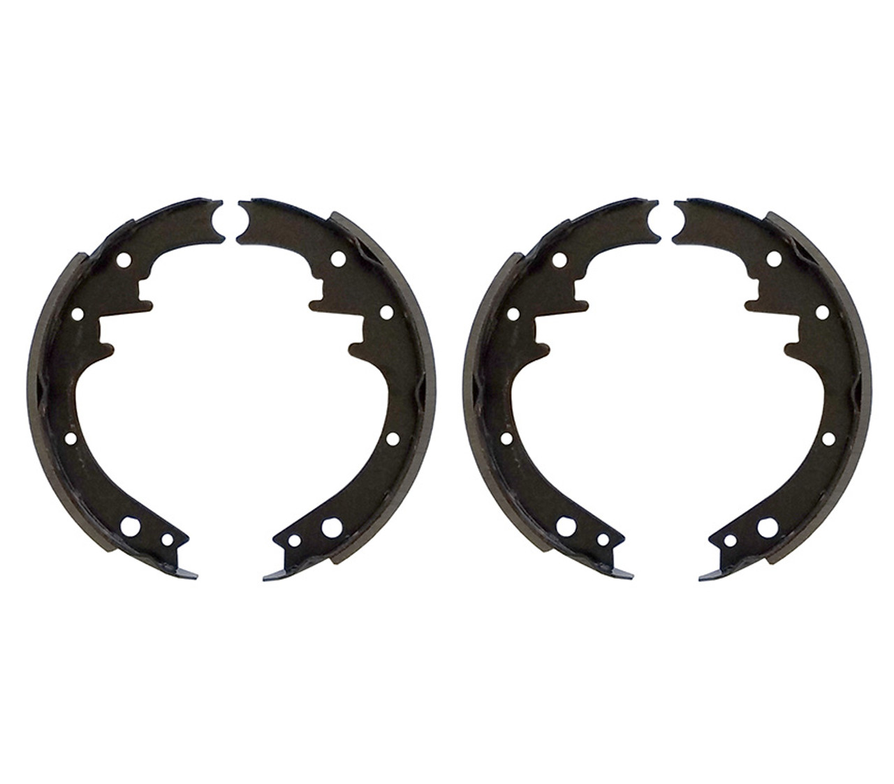 7811 --- Shoe & Lining Kit for 10 Hydraulic Uni-Servo Brakes
