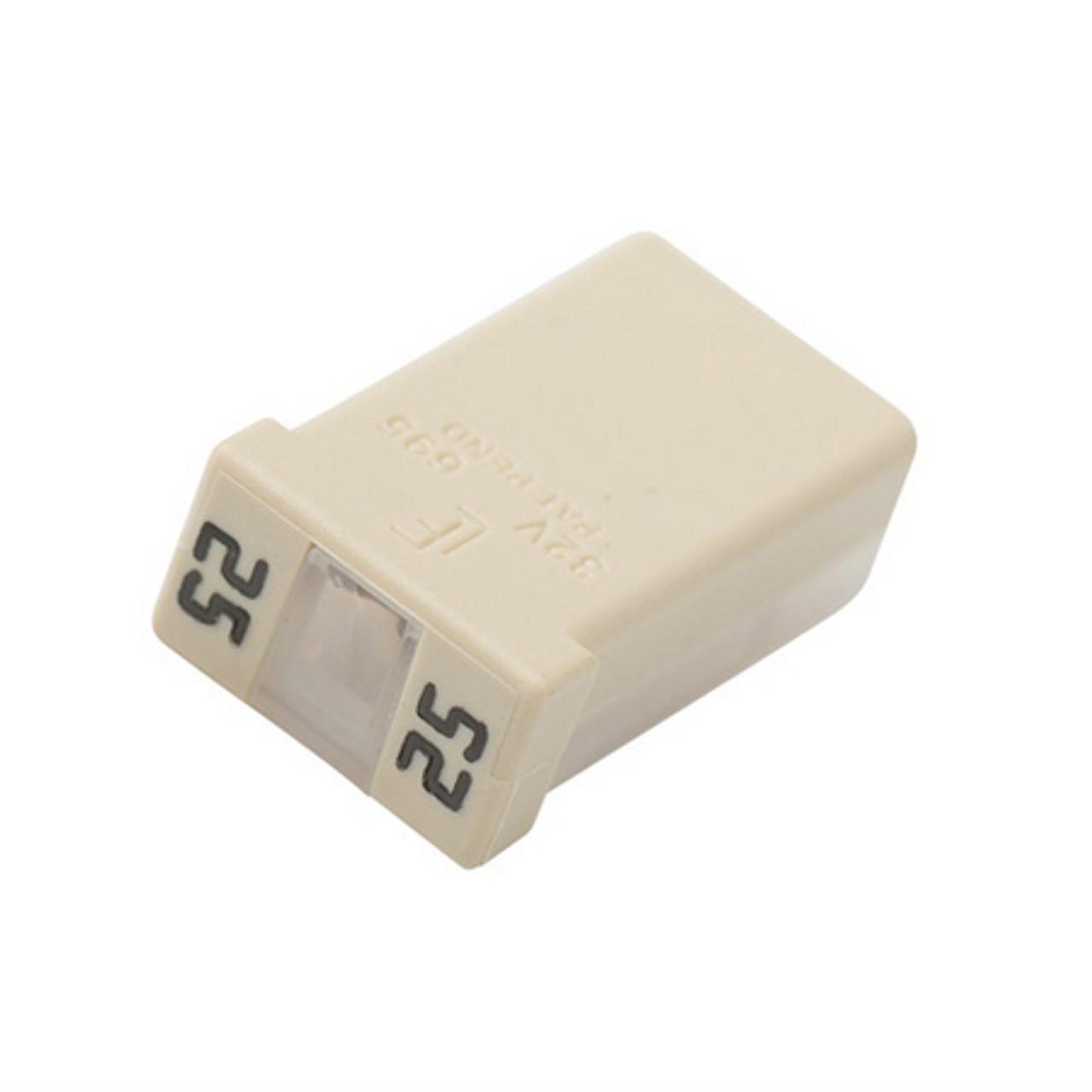 MCASE25 --- 25 Amp MCASE Cartridge Fuse