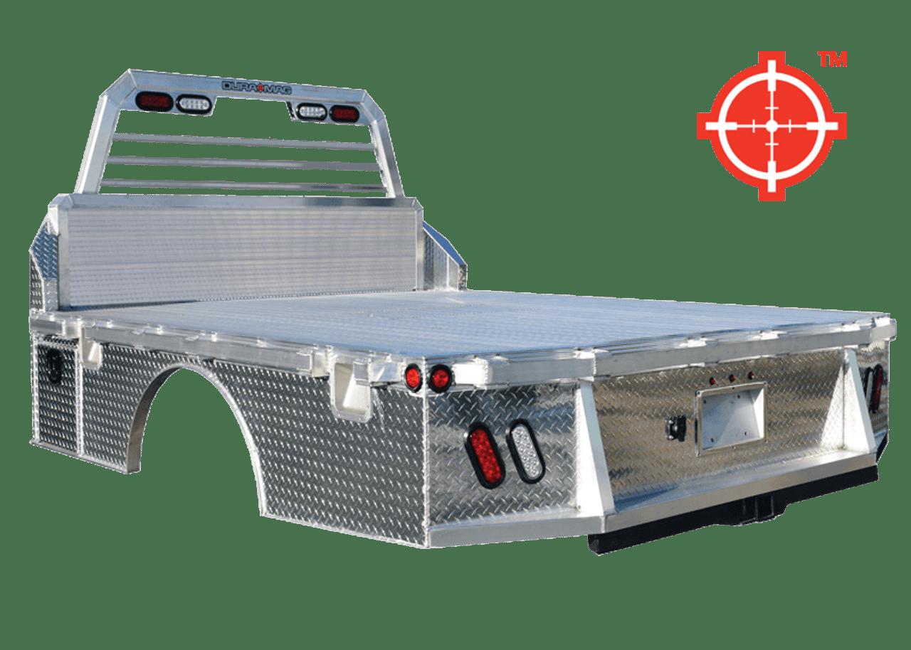 "DS859742D --- Duramag Aluminum Truck Bed - 8'5"" X 97"" - Dodge"