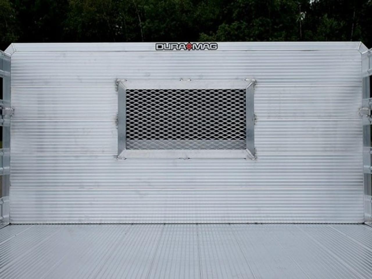 "AB989734CC --- Duramag Aluminum Truck Bed - 9'8"" X 97"" - Cab/Chassis"