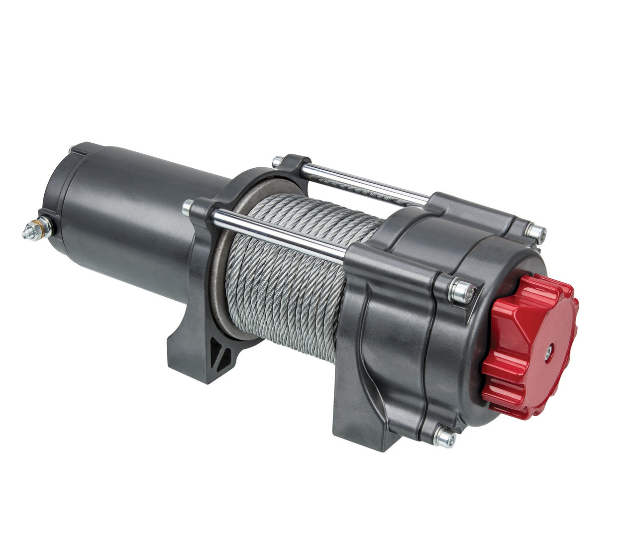 500632 --- BULLDOG XLT Electric ATV/Utility Winch, 4500 lb Capacity