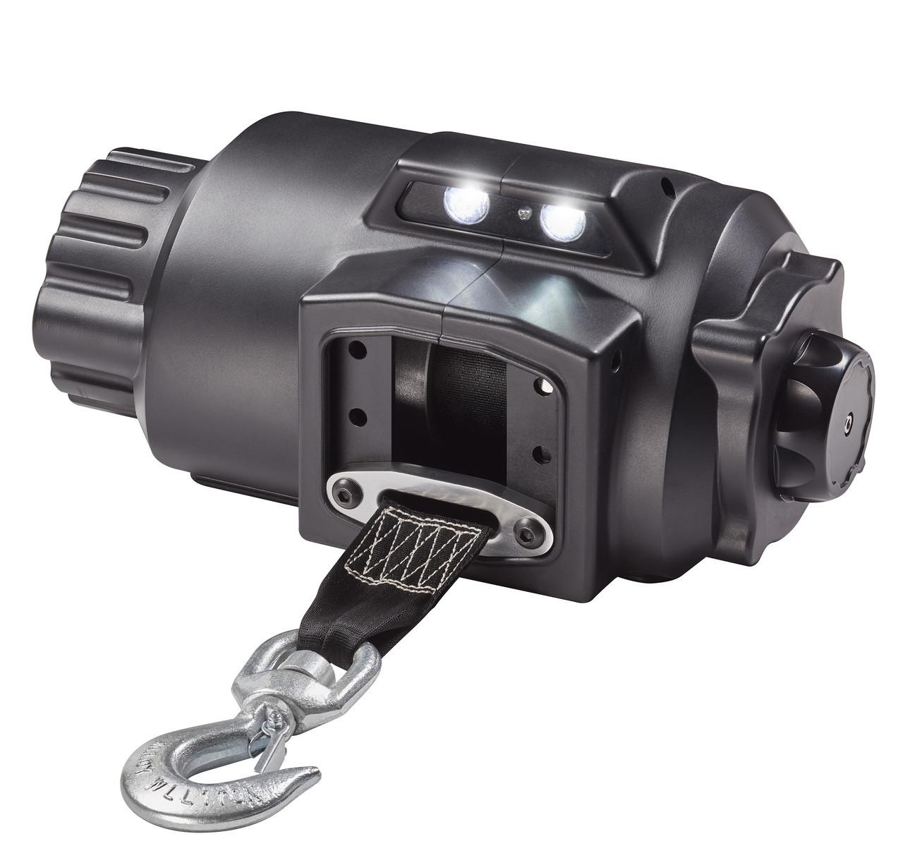 500620 --- FULTON Electric Marine Winch, 7000 lb Capacity