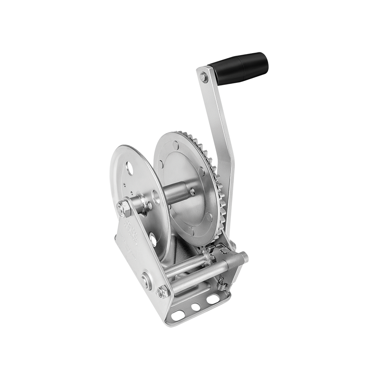 DTW --- Dutton Single Speed Winch - 1,400 lb Capacity - with cable