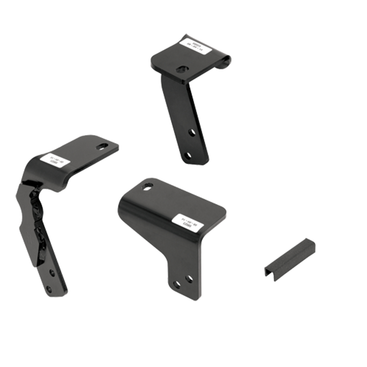 58523 --- Fifth Wheel Trailer Hitch Bracket Kit for 2014-2019 Dodge Ram - Required Kit for Installation