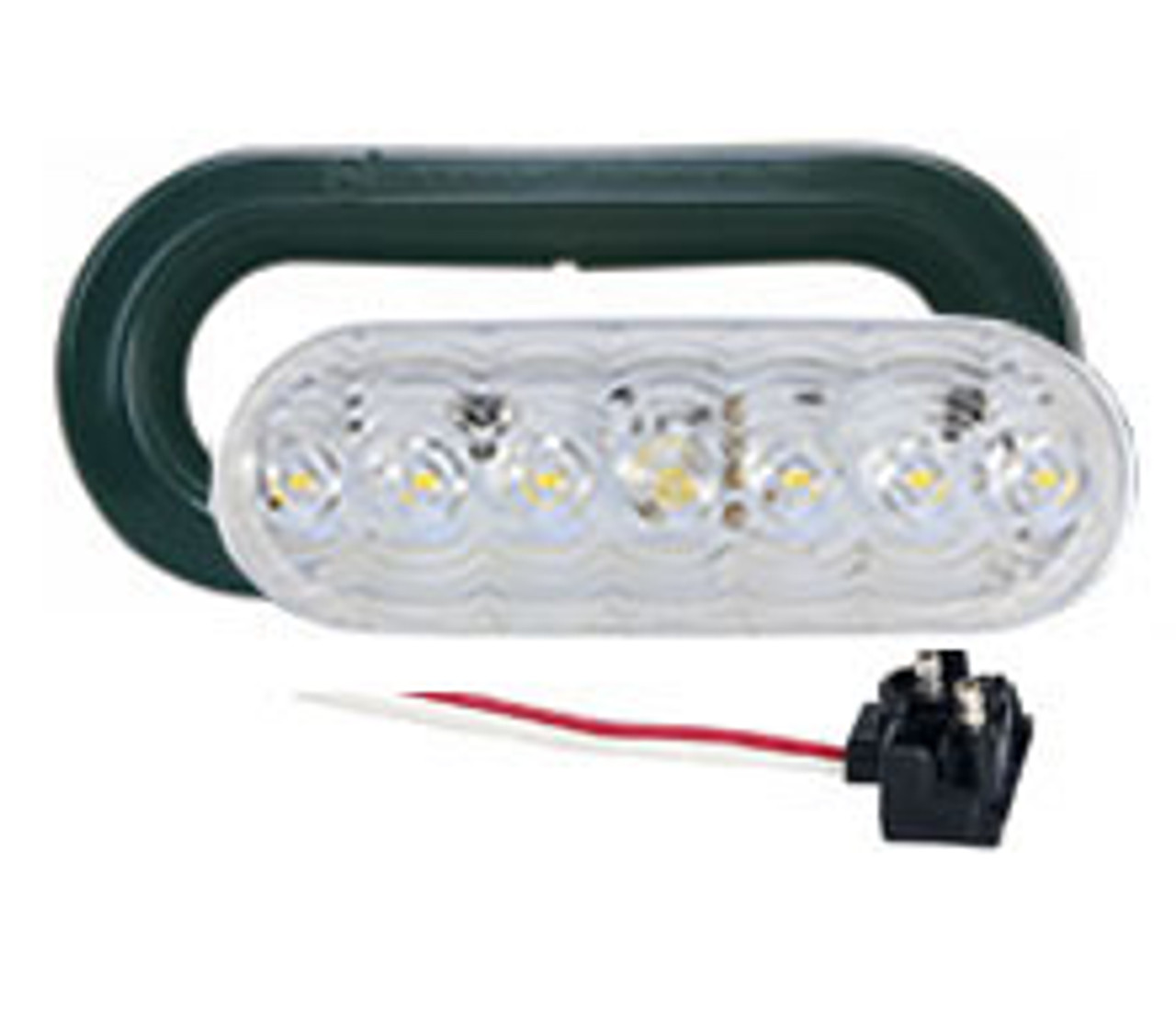 LED416CBUK7 --- Oval Sealed LED Back Up Light Kit