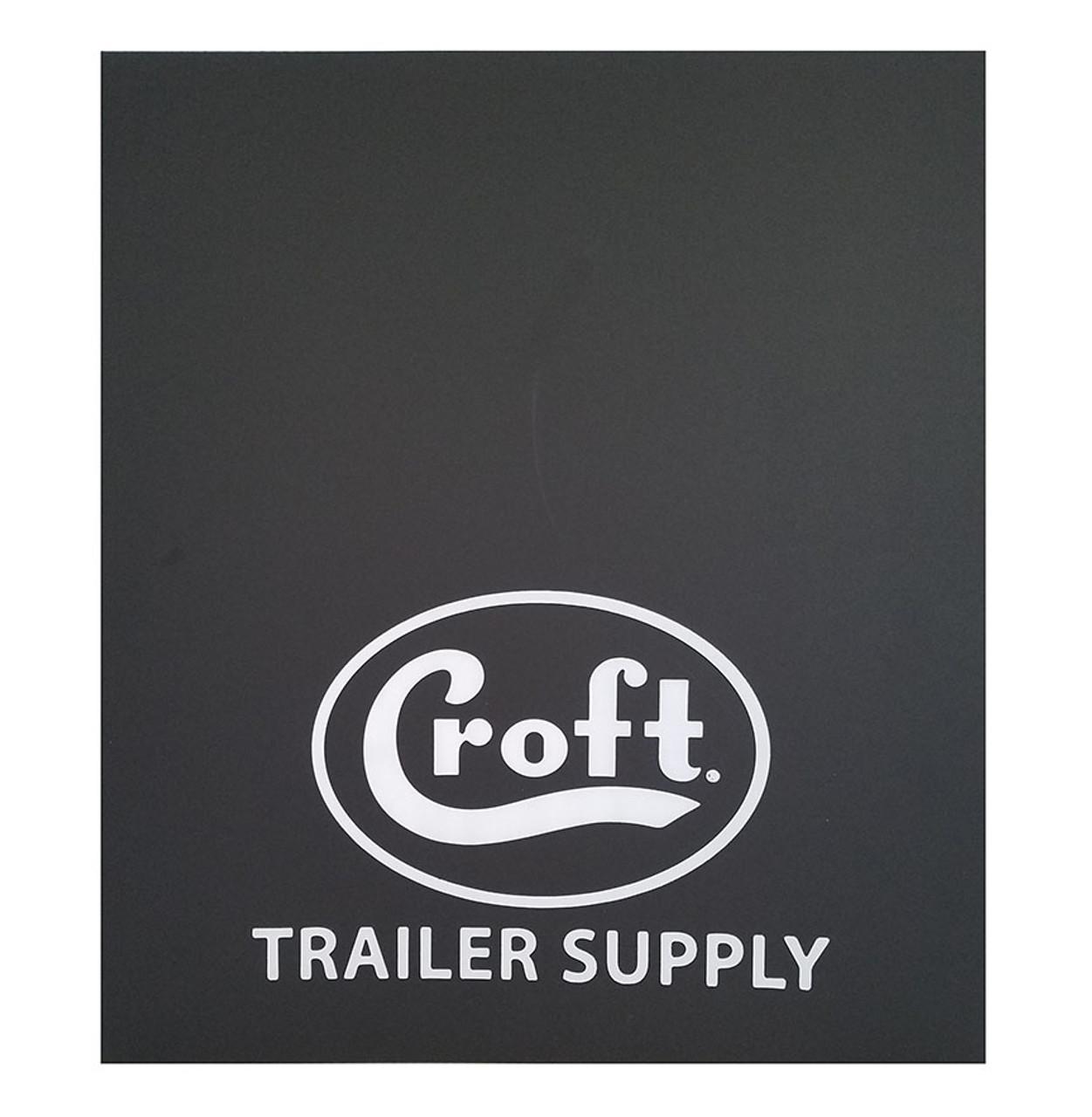 "CMF2034 ---  Croft Mud Flaps - 20"" x 34"""