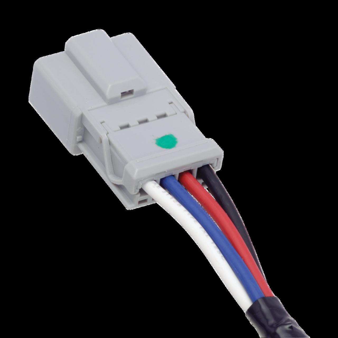 3066 --- Tekonsha & Draw-Tite Brake Control Dual Plug Wiring Harness