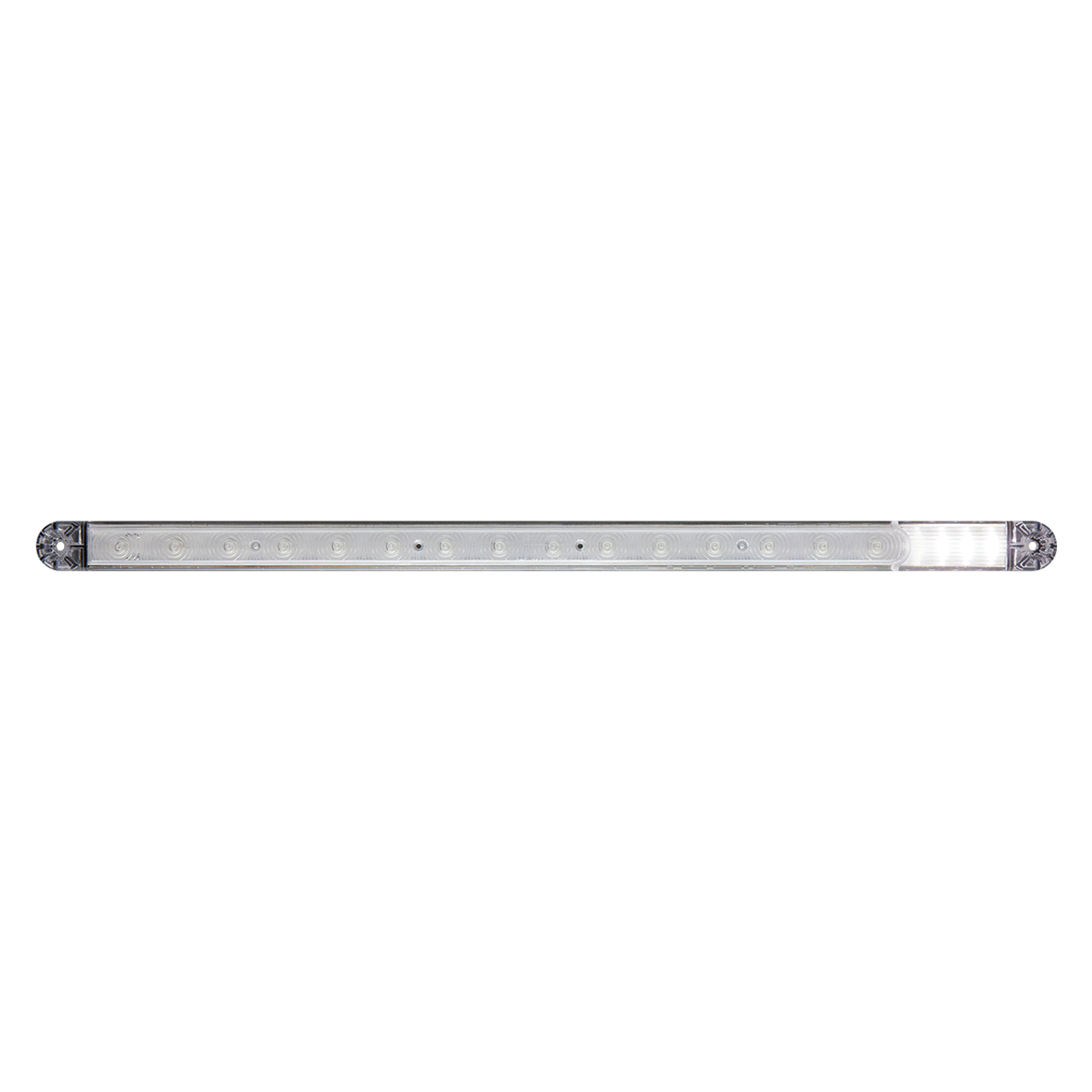 STL264RCBP --- Thinline Sealed LED Stop/Turn/Tail with Clear Back-Up Light