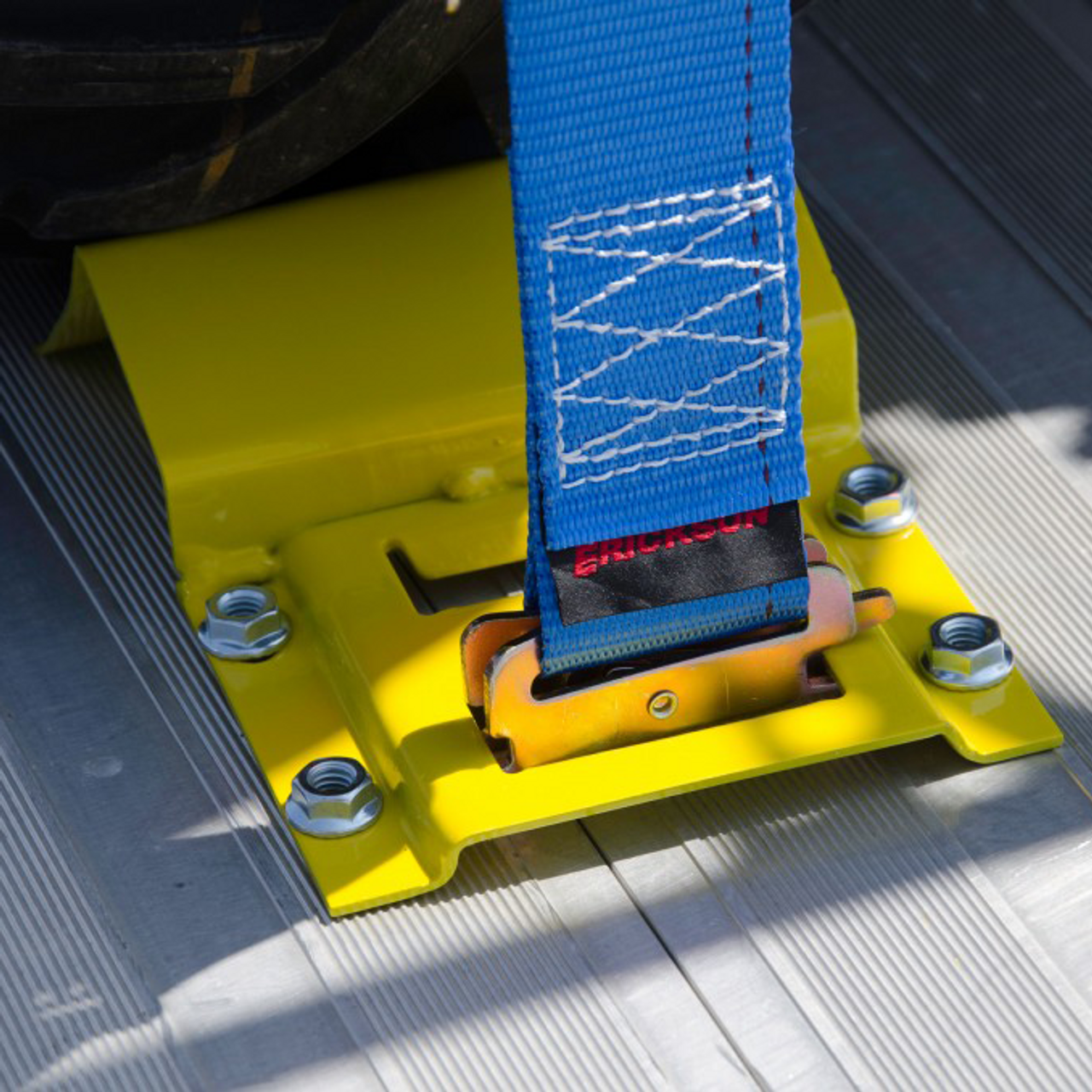 9160 --- E-Track ATV Wheel Chock & Tie Down Kit