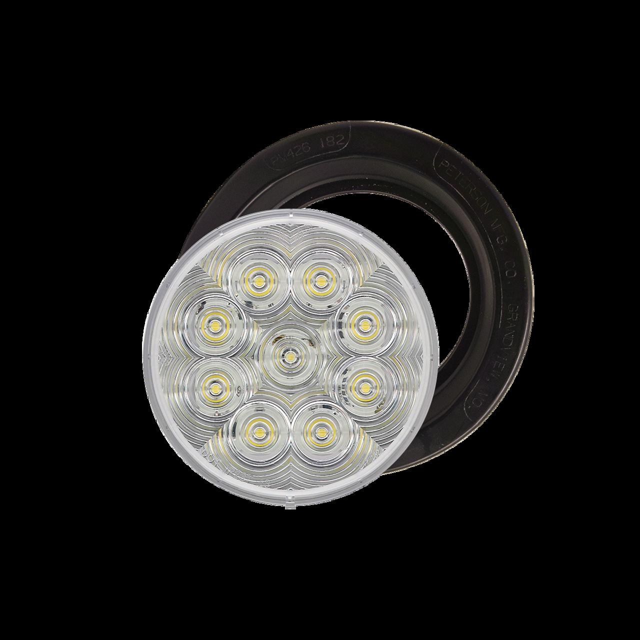 """LED872KC9 --- Touch Light - LED Round 4"""" for Interior/Dome Light kit"""