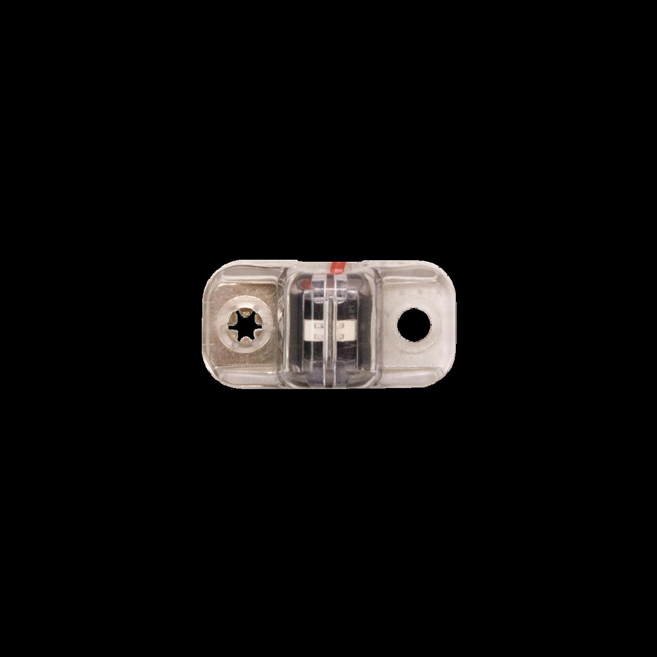 LEDS90A-R --- Amber/Red LED Sealed Submersible Fender Light