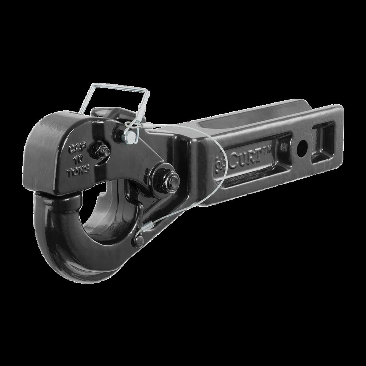 "RMPH5-25 --- Receiver Mount Pintle Hook - 5 Ton Capacity - 2.5"" Receivers"