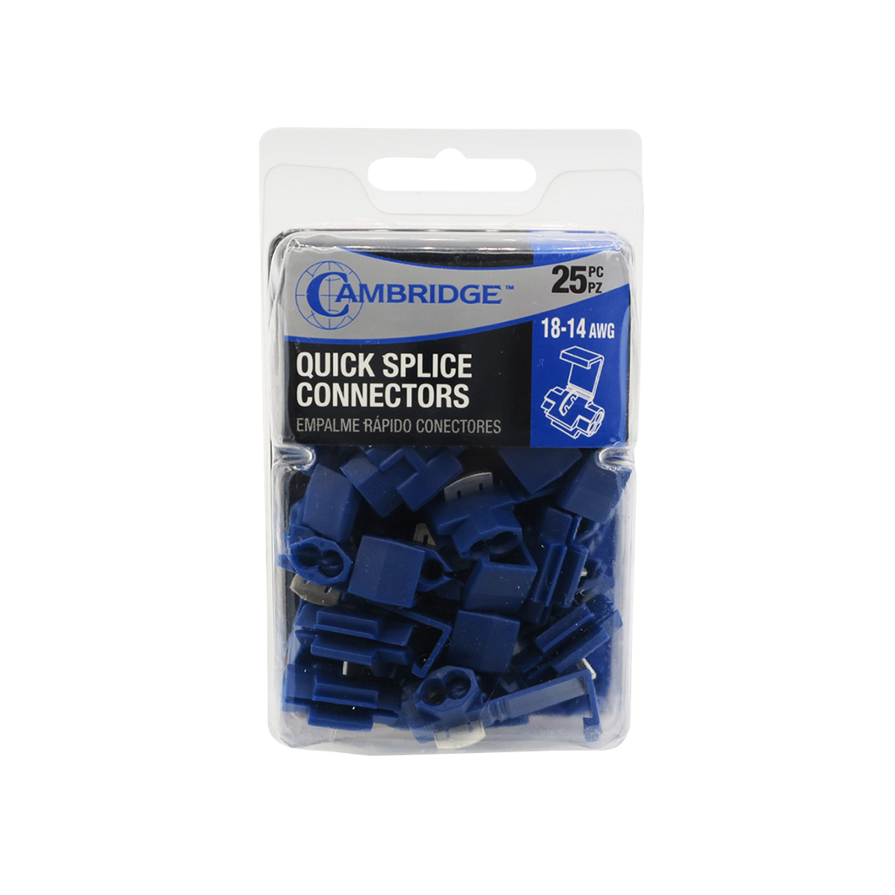 T13731 --- Blue Splice Connector Package