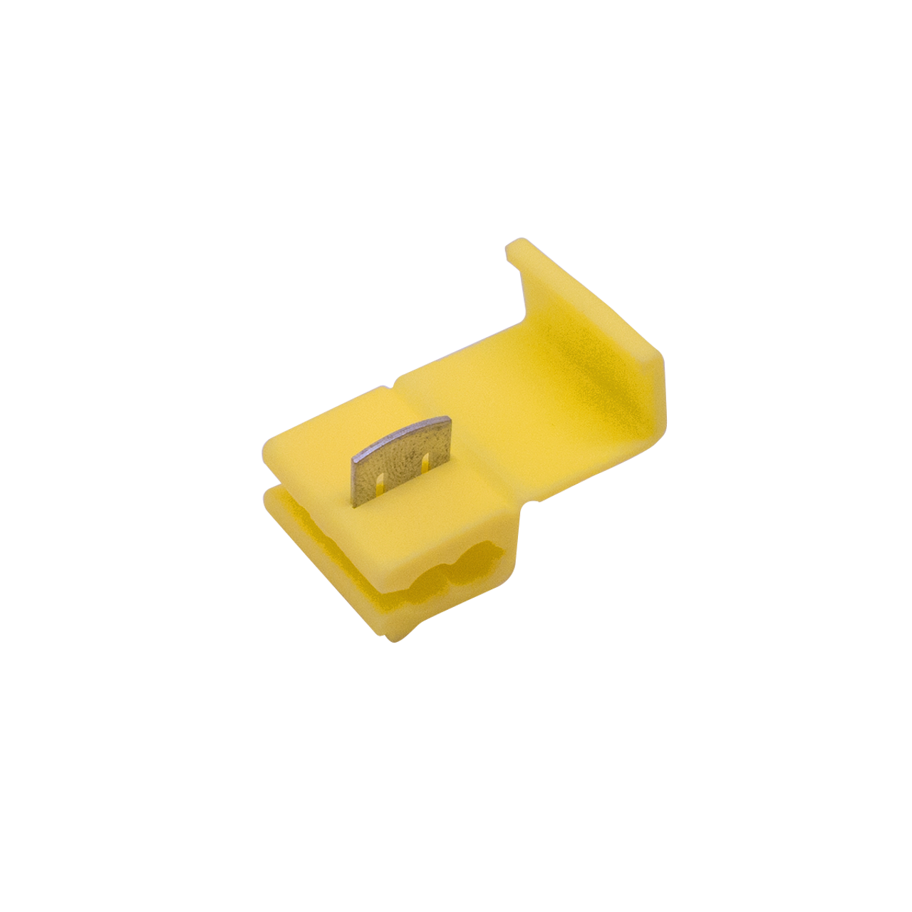 T12863 --- Yellow Splice Connector Package
