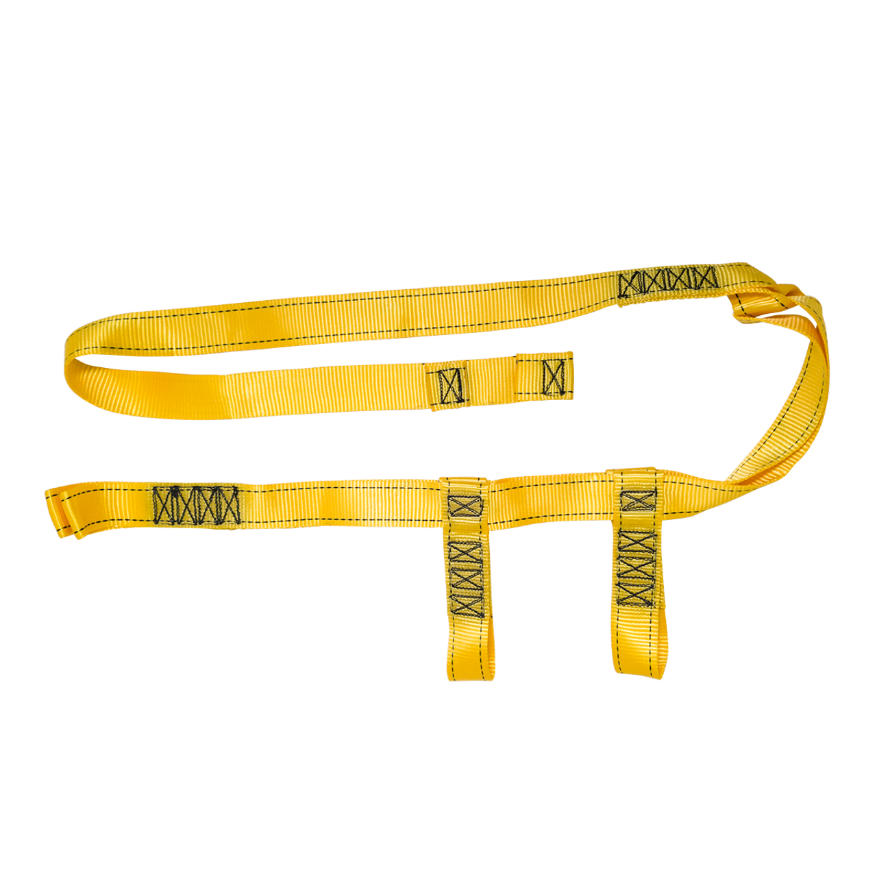 12977 --- Non-removable 3-Point Strap for CROFT Auto Transport