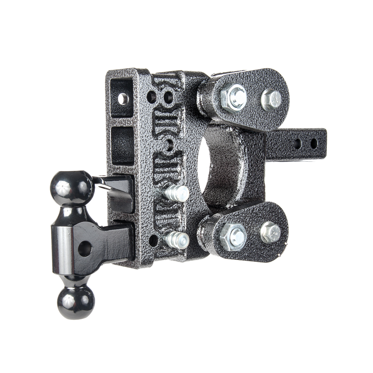 GH-1224 --- Four Position Torsion Flex with Dual Ball and Pintle - 16,000 lb Capacity