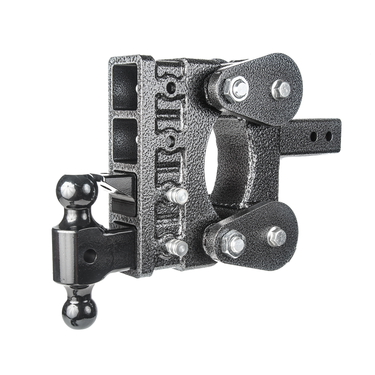 GH-1124 --- Four Position Torsion Flex with Dual Ball and Pintle - 16,000 lb Capacity