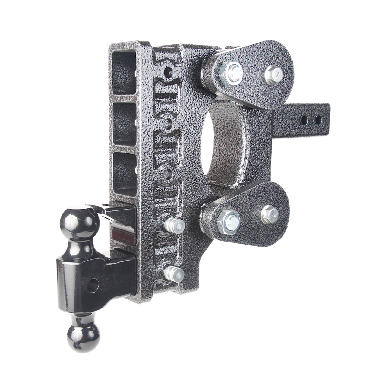GH-1125 --- Five Position Torsion Flex with Dual Ball and Pintle - 16,000 lb Capacity