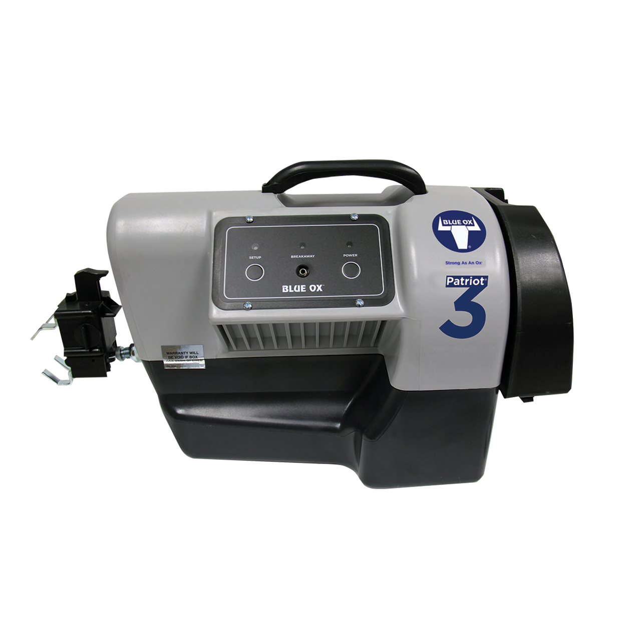 BRK2019 --- Blue Ox Patriot 3 Braking System