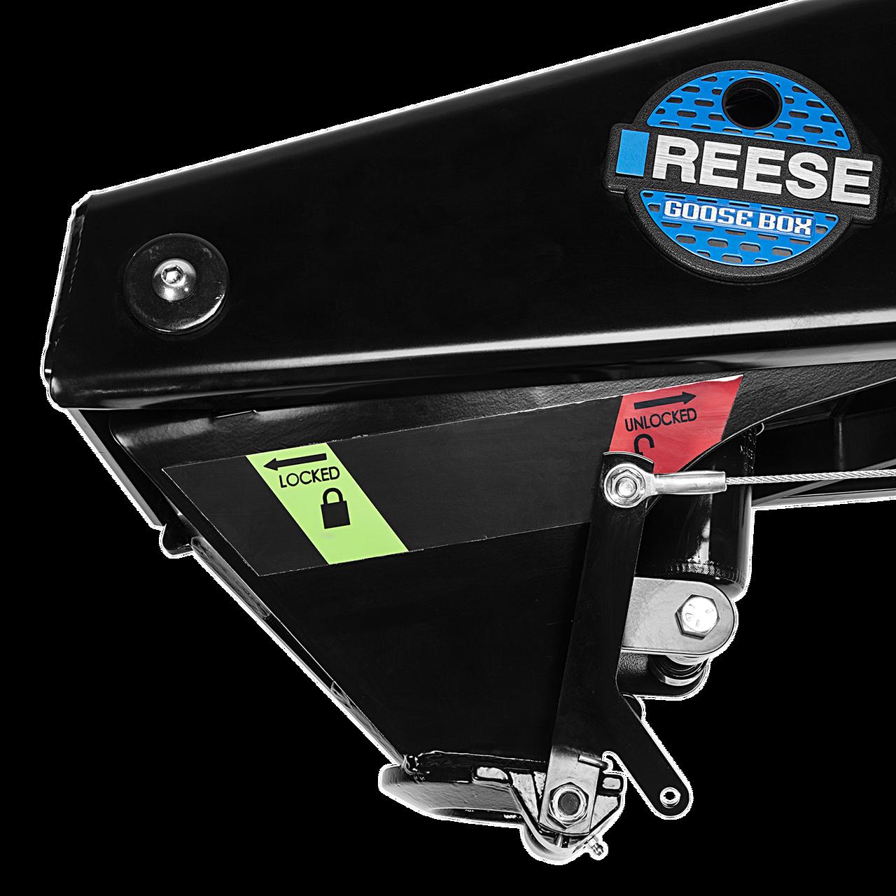 94716 --- Goose Box - 16K Gooseneck Coupler for RV's