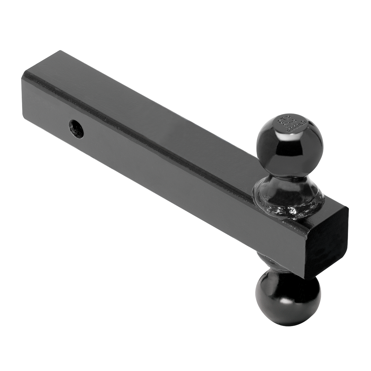 """80796 --- Ball Mount, Combination 2"""" and 2-5/16"""" Welded Hitch Balls, 16,000 lb Maximum Capacity"""