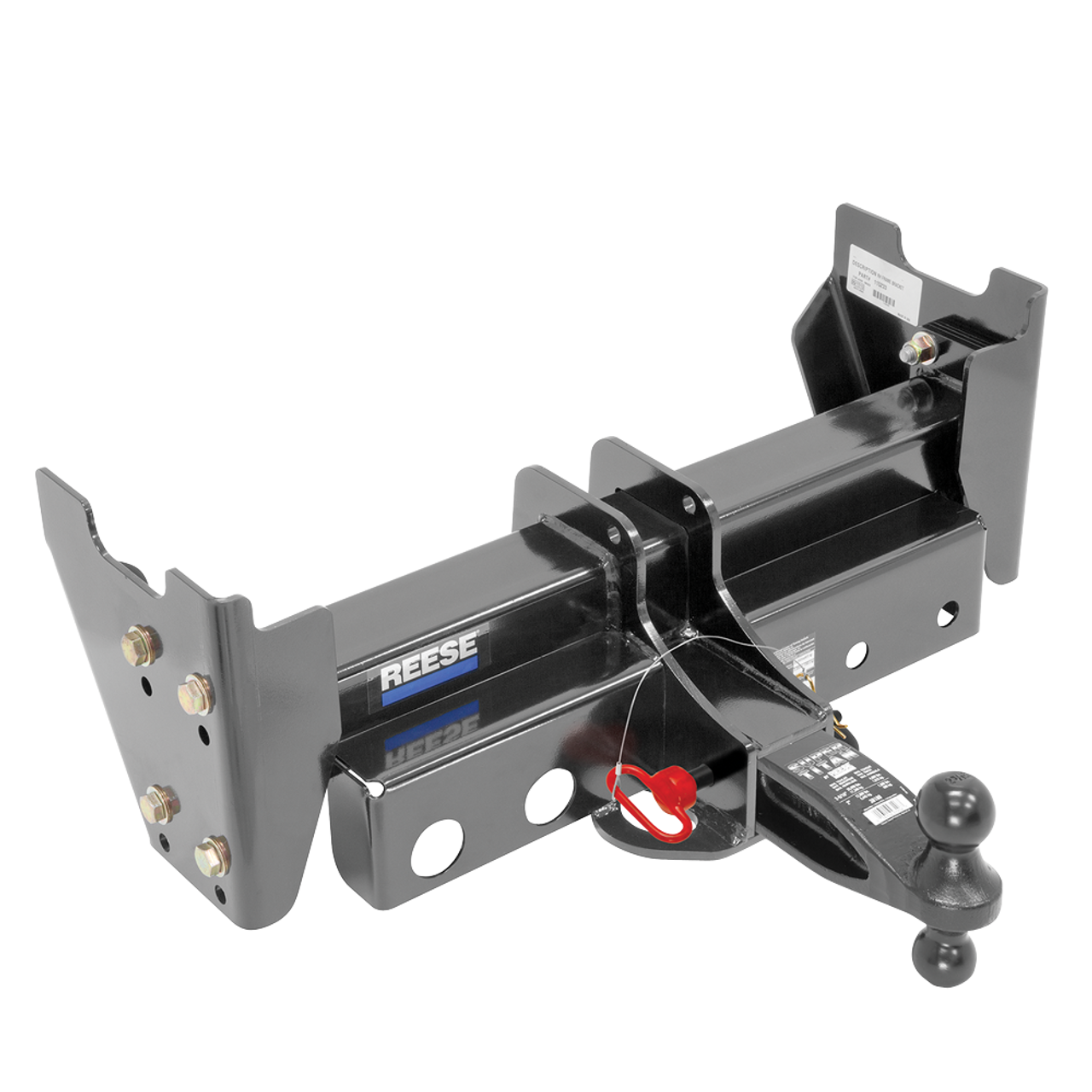 "38211 --- Draw-Tite® 20k Weld On 3"" Receiver Hitch"