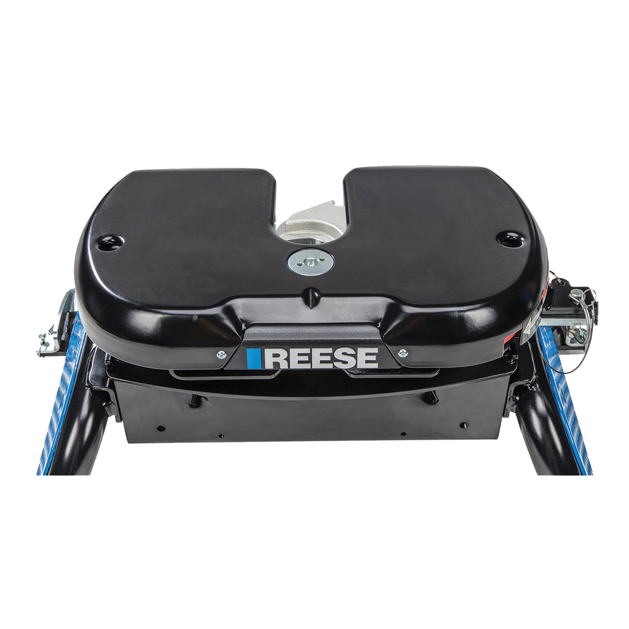 30922 --- Reese™ M5 27K Fifth Wheel Hitch for Ford trucks with OEM puck system