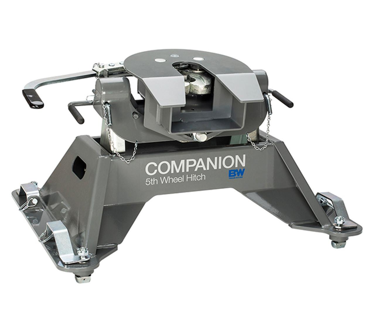 bw3715 b w companion oem 2020 chevy 5th wheel rv hitch 25k bw3715 b w companion oem 2020 chevy 5th wheel rv hitch 25k