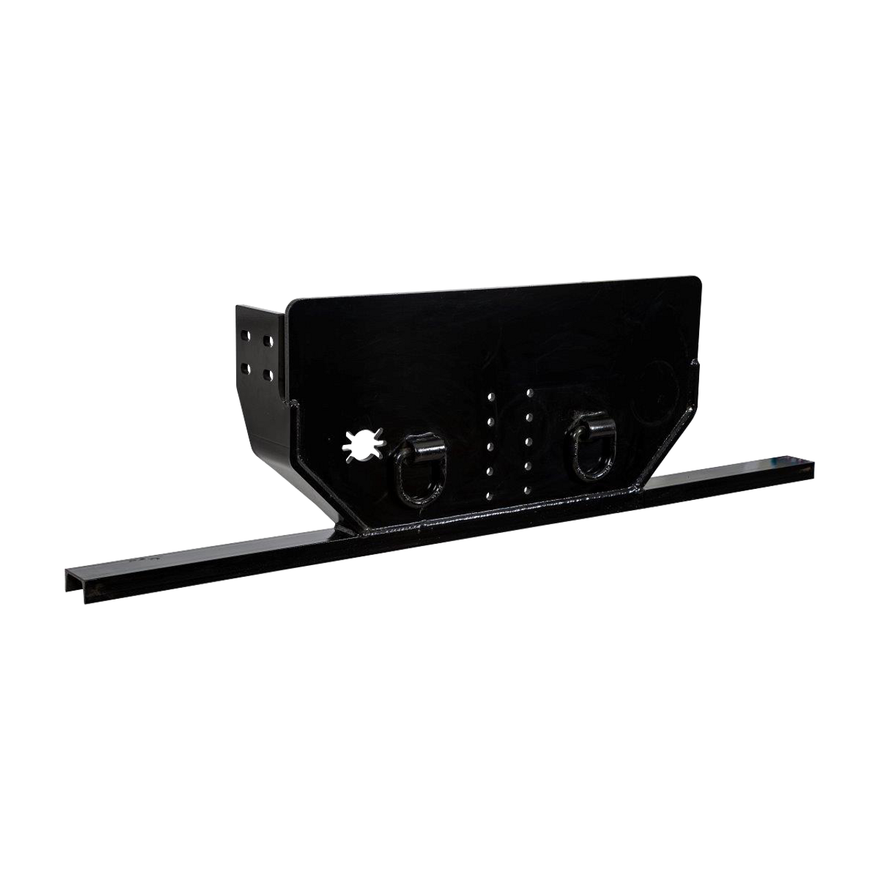 1809080 --- Hitch Plate with Pintle Hook Mounting Holes for Chevy/GMC 4500-6500