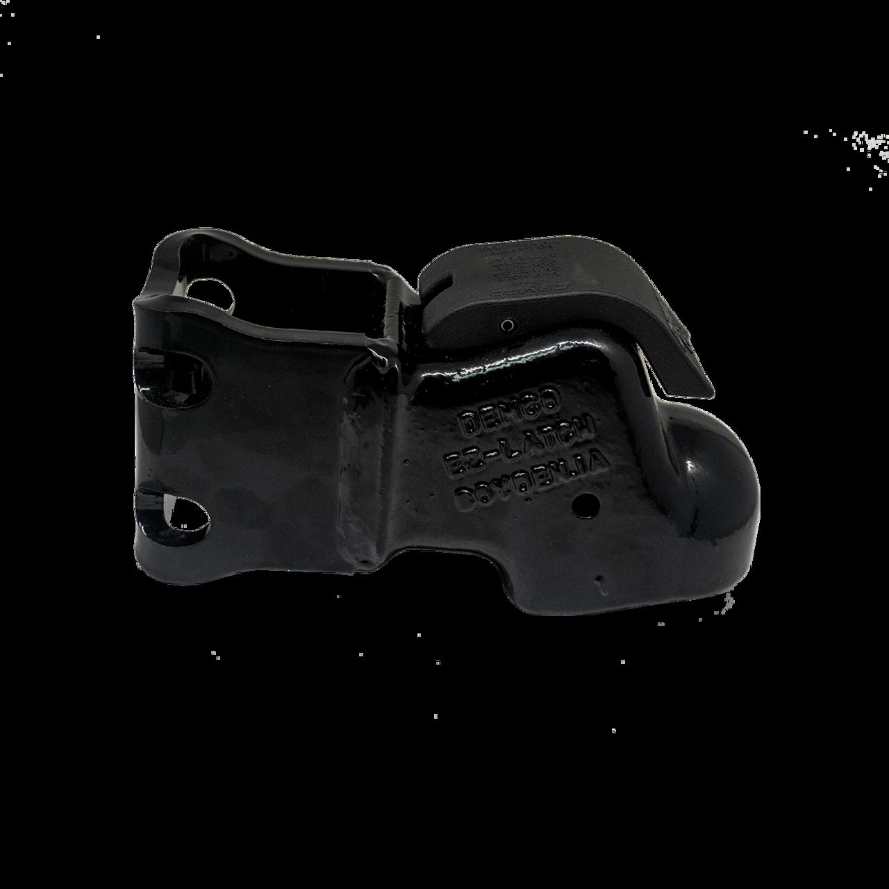"16825-81 --- Demco Adjustable 2"" Coupler - 10,000 lbs Capacity - Black"