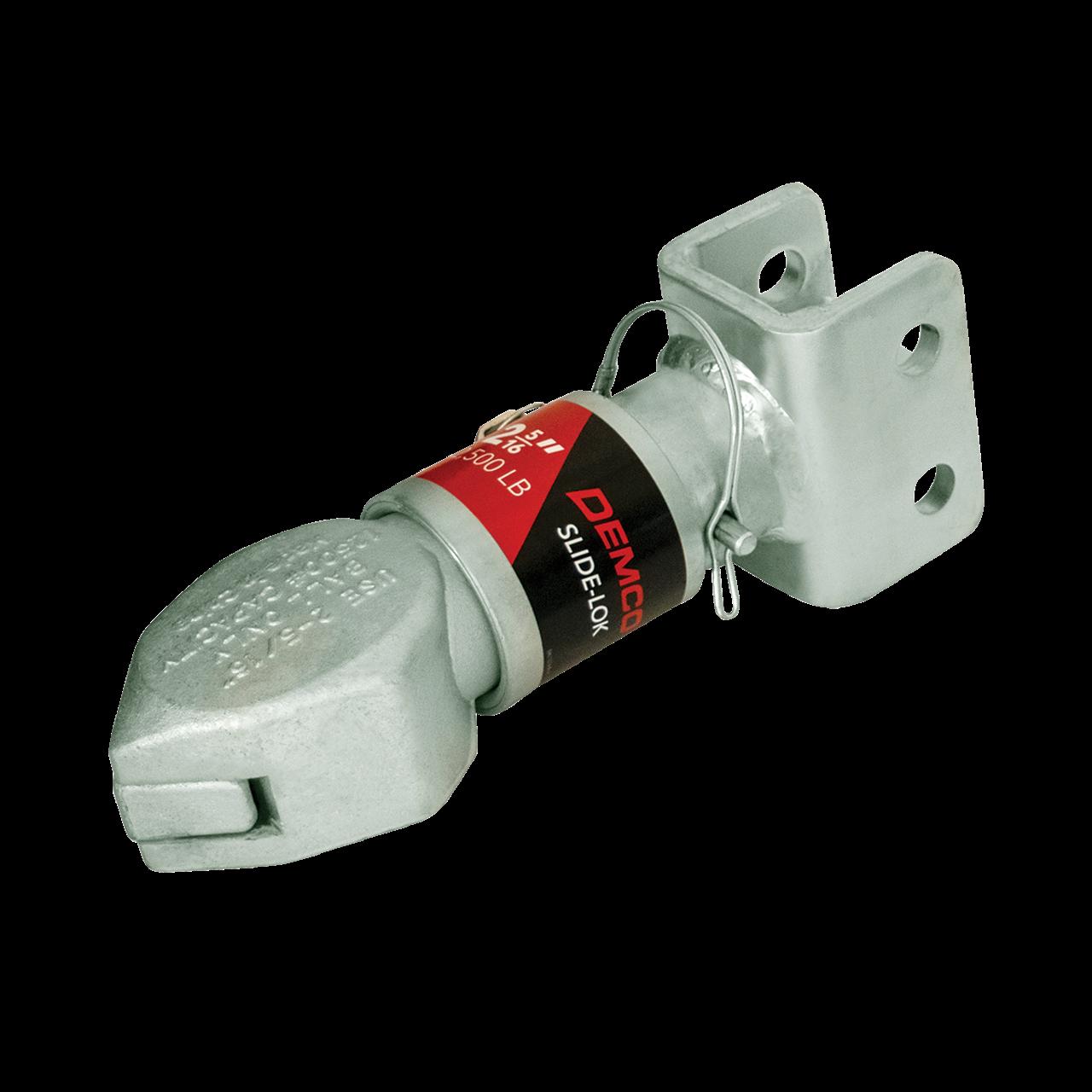 "05557-95 --- Demco Slide-Lock Adjustable 2-5/16"" Coupler - 12,500 lbs Capacity"