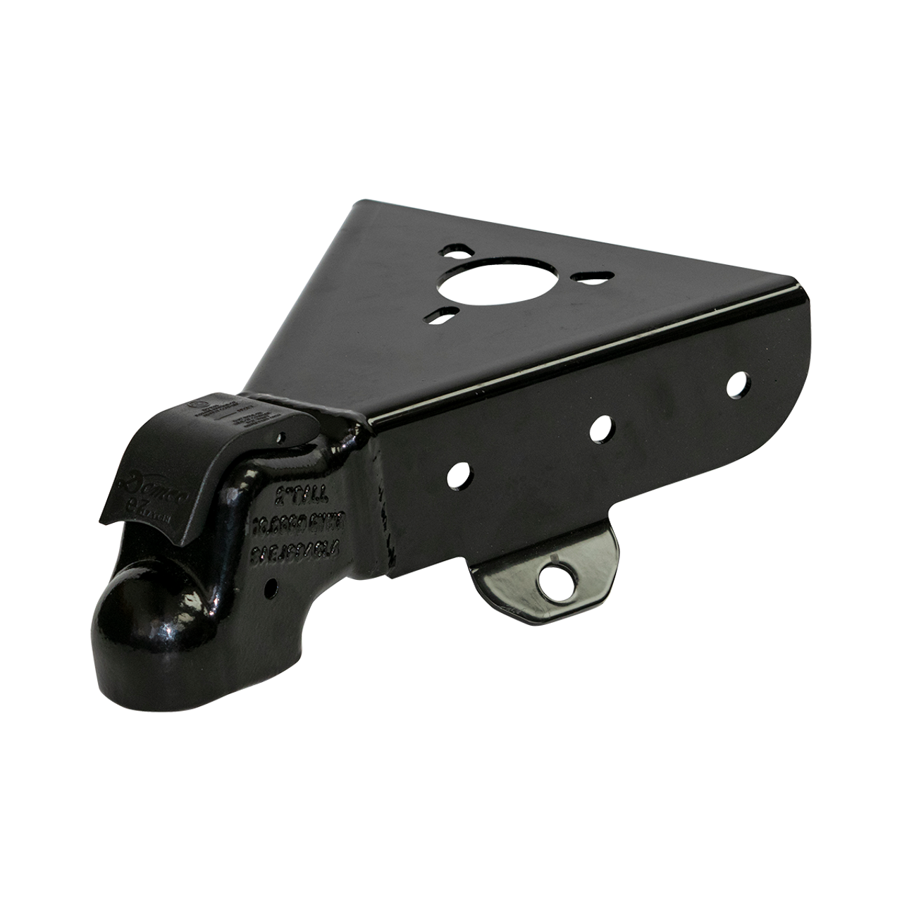"""16854-81 --- Demco A-Frame 2"""" Coupler with chain anchors - 10,000 lbs Capacity"""