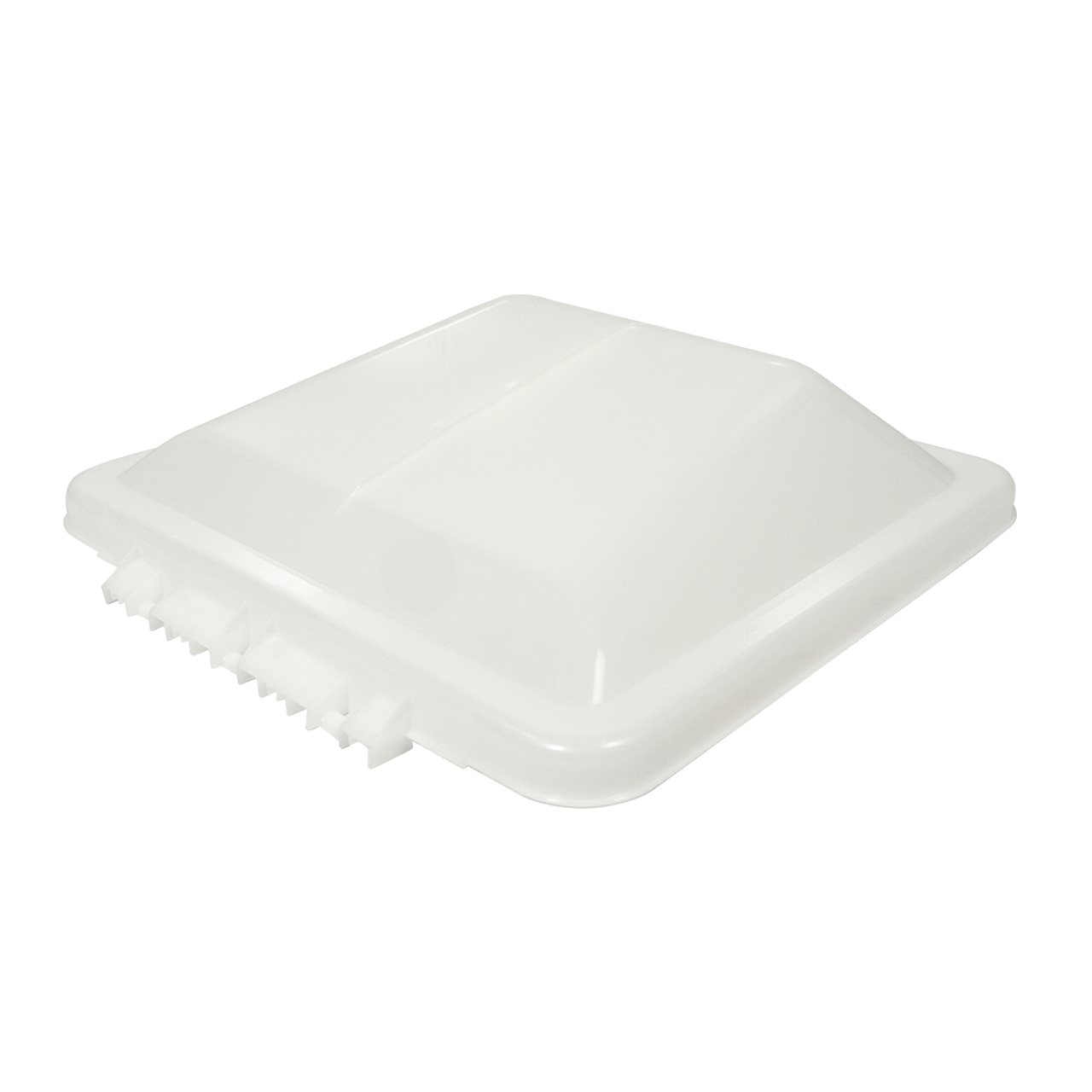 "VENT1414-L --- Wedge Shaped Roof Vent Lid 14"" x 14"""